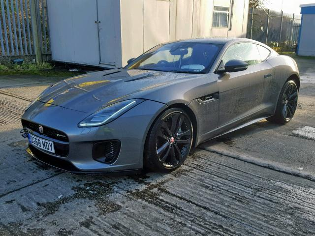 2018 JAGUAR F-TYPE R-D